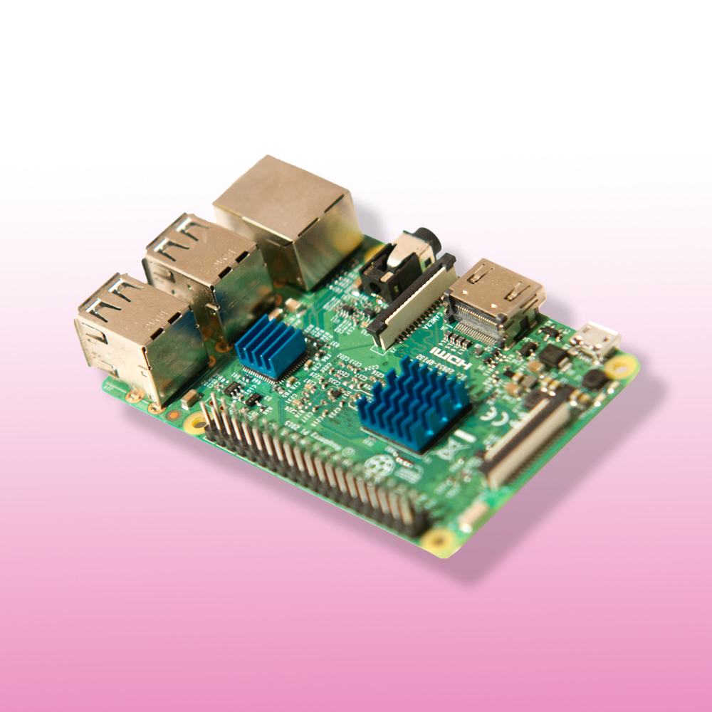Raspberry Pi Minicomputer